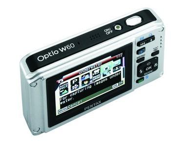 PENTAX — старейшая компания на рынке подводных камер и специальных кофров для них