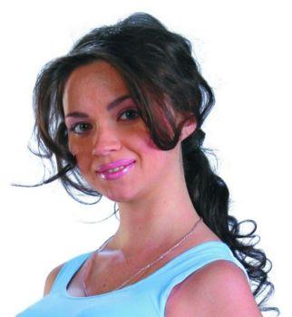 4.Удаление фона после выделения волос