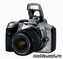 Canon EOS 300D Digital Rebel (54Kb)