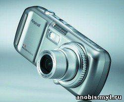Samsung SCH-V770 : телефон в цифровой камере (76Kb)